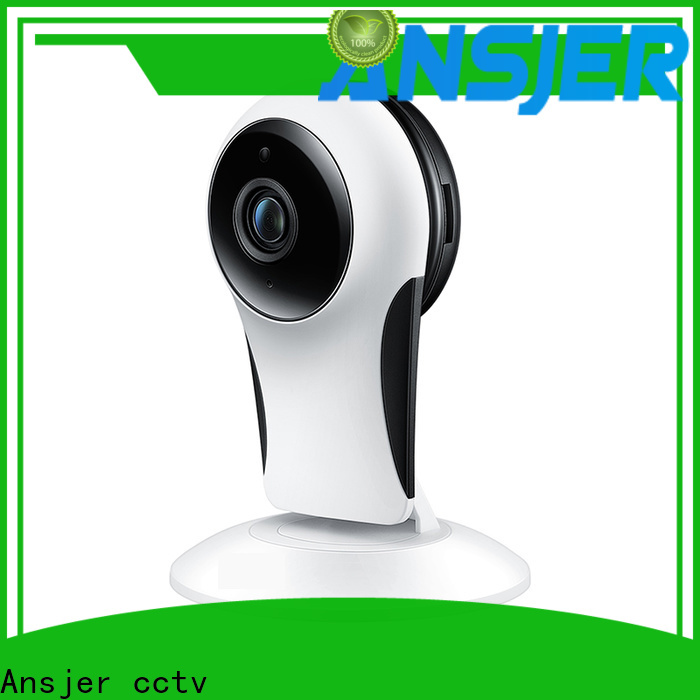 Ansjer cctv durable wireless ip camera wholesale for surveillance