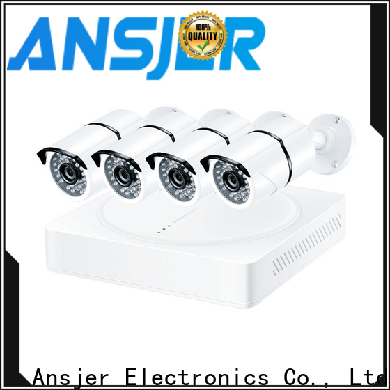 durable 5mp surveillance system cameras wholesale for indoors or outdoors