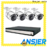 electric 2k security camera system ansjer wholesale for indoors or outdoors