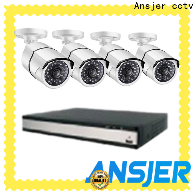 durable 2k security camera system email supplier for office