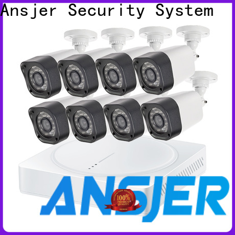 high quality 720p camera system ansjer manufacturer for surveillance