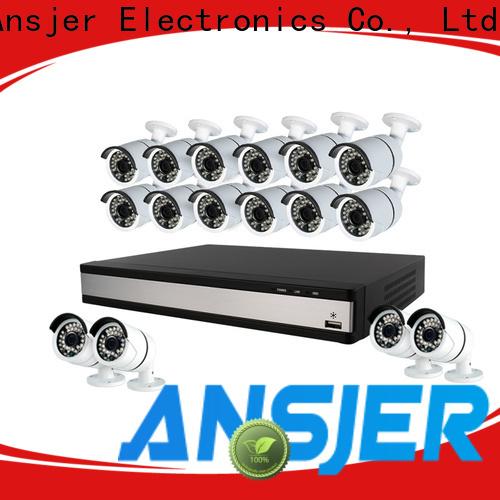 1080p cctv camera system pir supplier for home