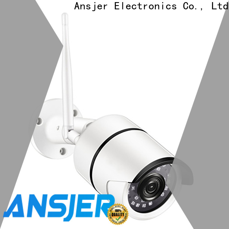 Ansjer cctv durable hd wireless ip camera manufacturer for home