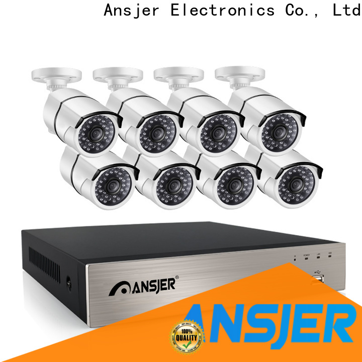 Ansjer cctv electric 5mp nvr wholesale for surveillance