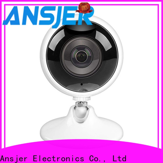 Ansjer cctv durable home security ip camera supplier for office