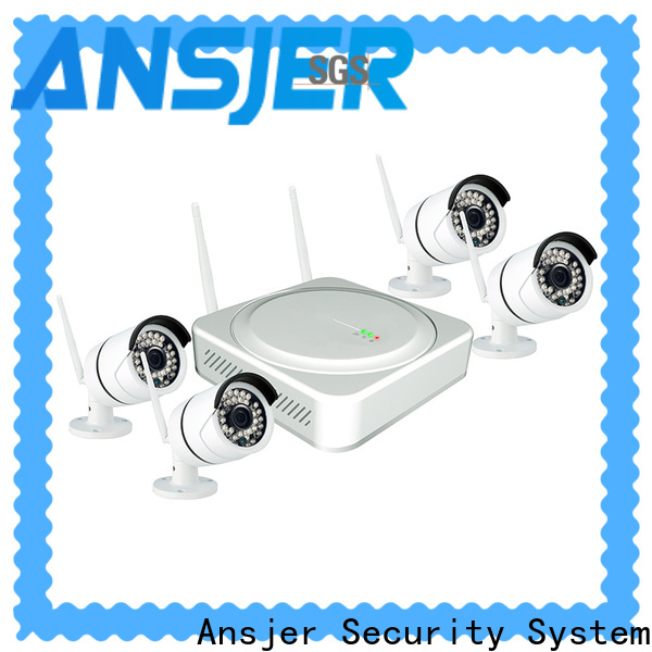 Ansjer cctv channel best wireless home security system manufacturer for indoors or outdoors