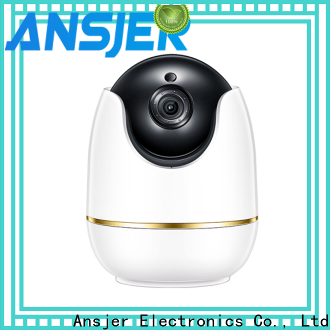 Ansjer cctv electric camera wifi ip series for office