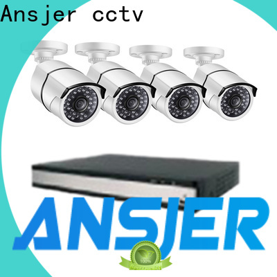 Ansjer cctv poe ip camera 1080p supplier for indoors or outdoors