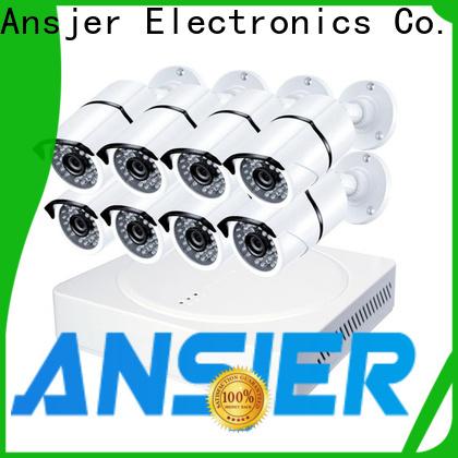 Ansjer cctv alert 2k ip security camera system manufacturer for indoors or outdoors