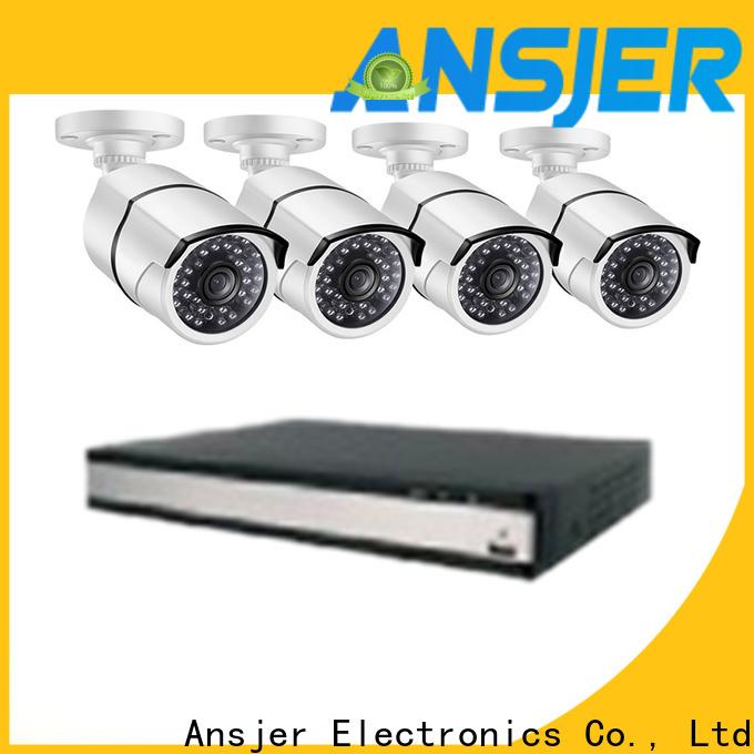 Ansjer cctv poe cctv 1080p manufacturer for home