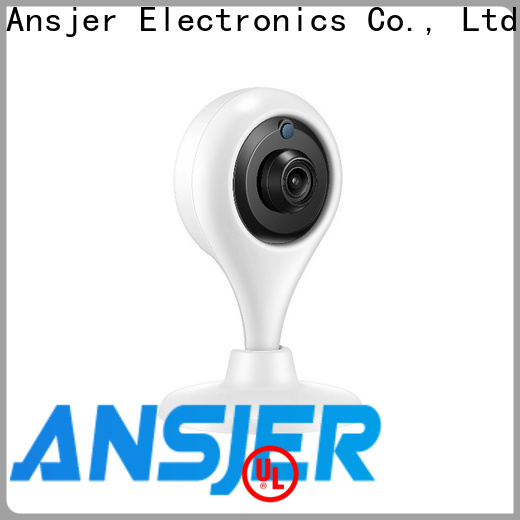 Ansjer cctv panoramic wireless ip camera outdoor wholesale for surveillance