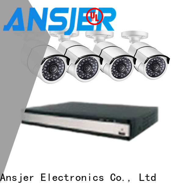 Ansjer cctv electric 2k security camera system wholesale for indoors or outdoors