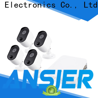 Ansjer cctv ir 1080p dvr security system supplier for office