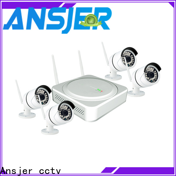Ansjer cctv durable 5mp wireless security camera wholesale for office