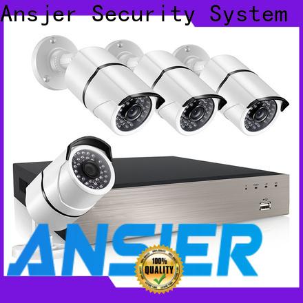 Ansjer cctv surveillance nvr 1080p supplier for office