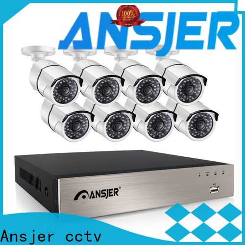 electric poe security camera system 1080p viewing wholesale for indoors or outdoors