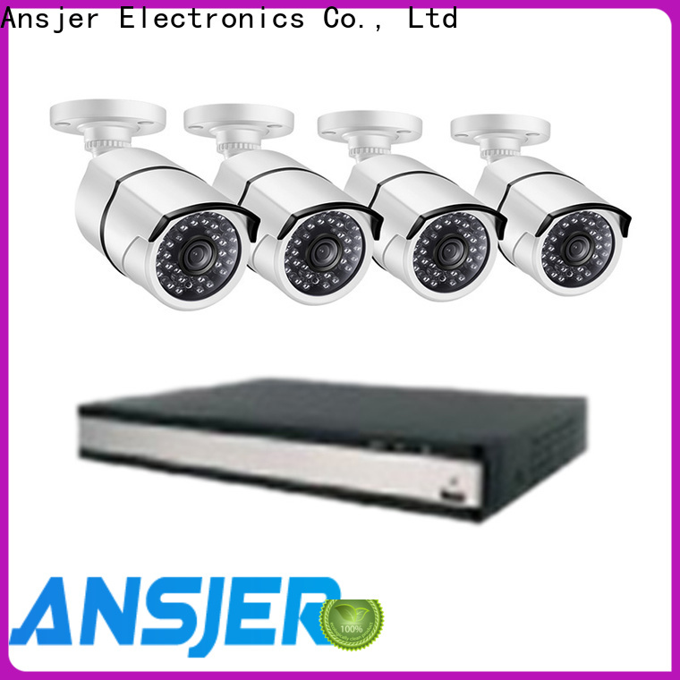 Ansjer cctv vision 1080p poe wholesale for office