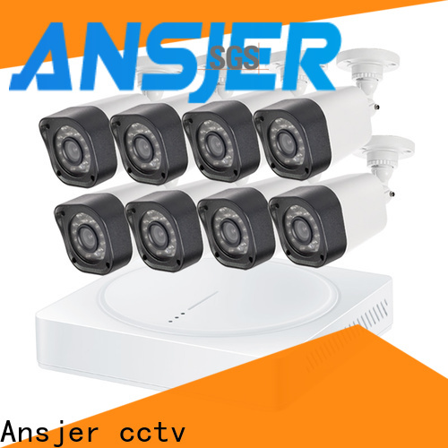 durable 720p security camera system kit manufacturer for office