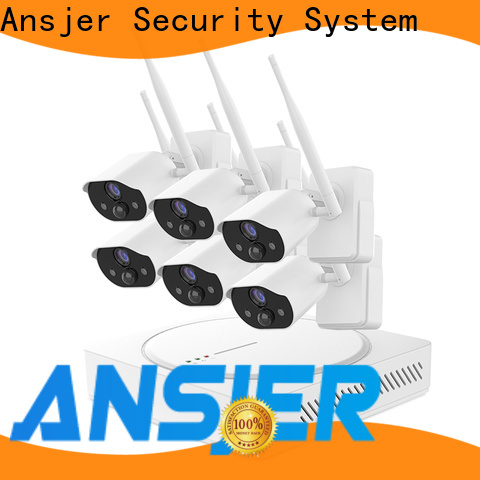 Ansjer cctv smart home surveillance wholesale for indoors or outdoors
