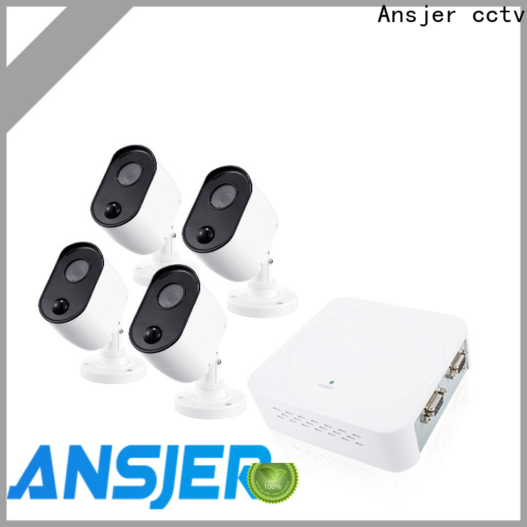security 1080p cctv camera system ir supplier for home