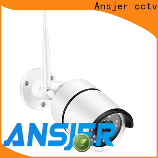 Ansjer cctv electric ip security camera wholesale for office