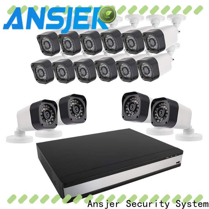 Ansjer cctv ansjer best 720p security camera system manufacturer for indoors or outdoors
