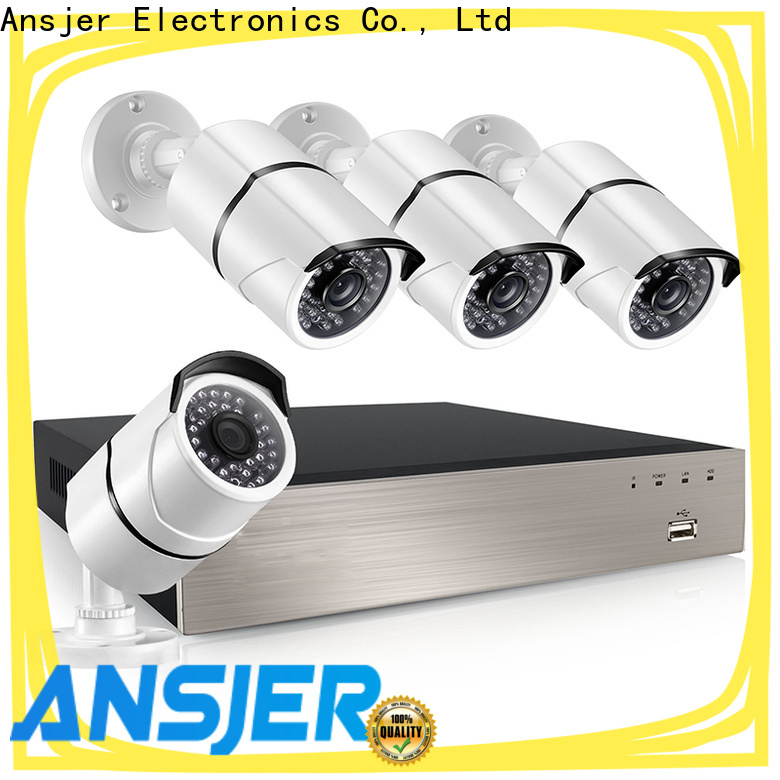 Ansjer cctv poe poe cctv 1080p series for indoors or outdoors