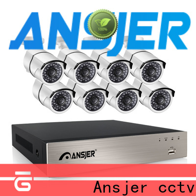 Ansjer cctv camera nvr 5mp wholesale for surveillance