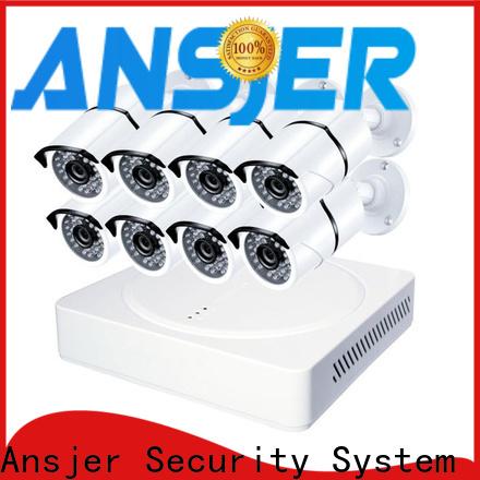 Ansjer cctv 2k ip camera system wholesale for surveillance
