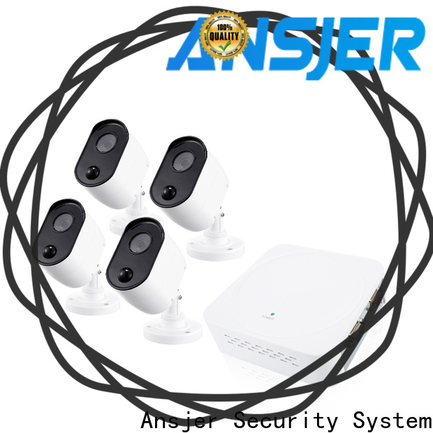 Ansjer cctv recorder 1080p security camera system series for home