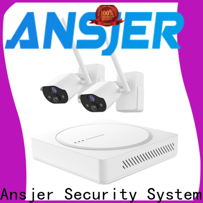 high quality smart home security system nvr wholesale for surveillance