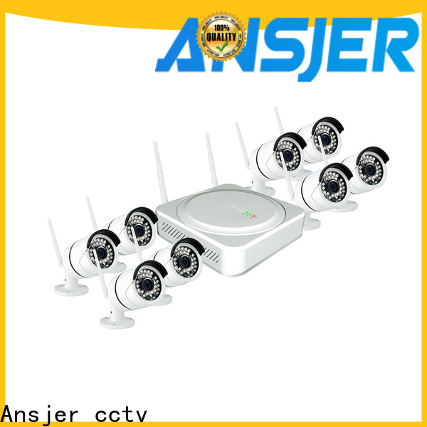 Ansjer cctv motion 1080p wireless security camera wholesale for surveillance