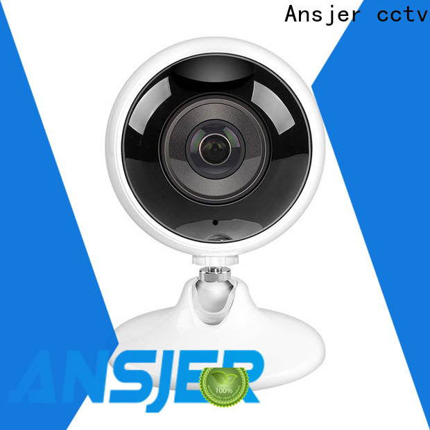 Ansjer cctv pan wifi ip cctv camera wholesale for indoors or outdoors