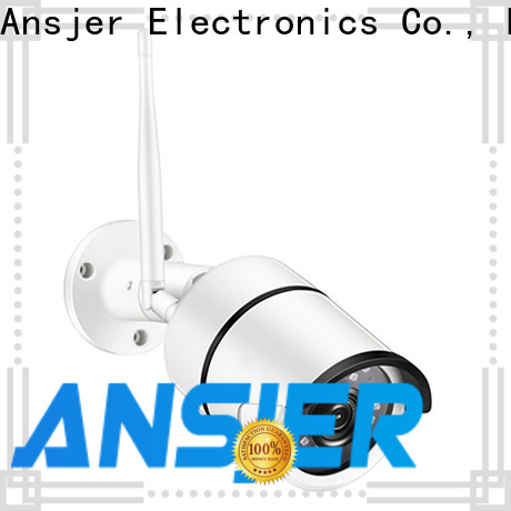 Ansjer cctv durable ip security camera manufacturer for office