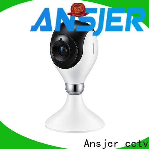 Ansjer cctv electric home ip camera manufacturer for surveillance