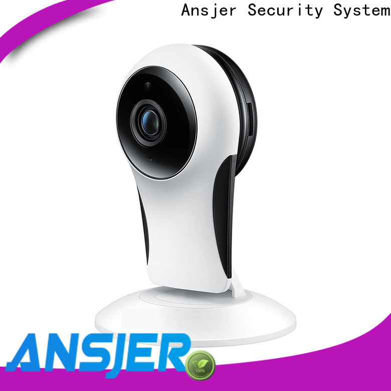 Ansjer cctv electric wifi ip cctv camera series for indoors or outdoors