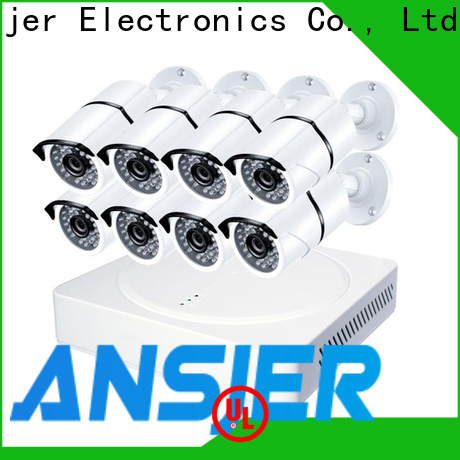 Ansjer cctv recorder security camera system 5mp series for surveillance