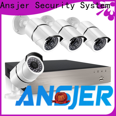Ansjer cctv durable 5mp poe camera series for indoors or outdoors