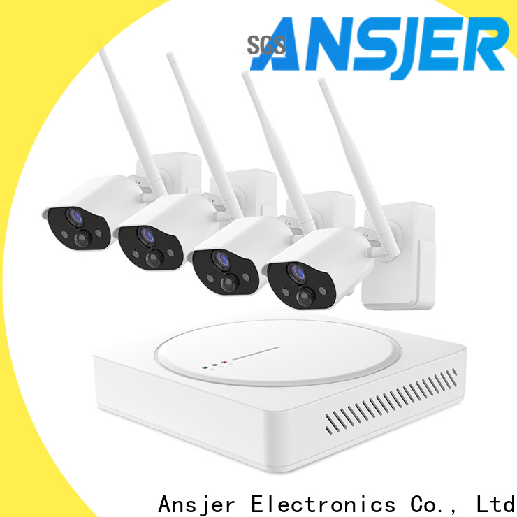 Ansjer cctv motion smart home security wholesale for home
