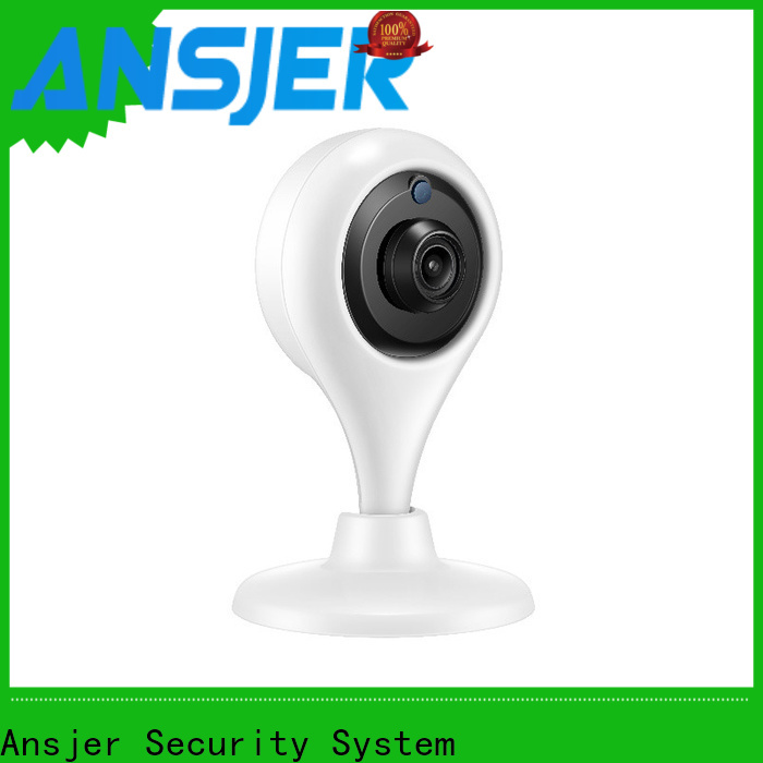 Ansjer cctv baby best ip camera for home series for indoors or outdoors
