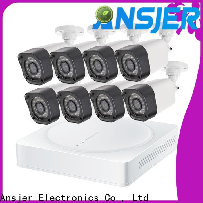 Ansjer cctv cctv best 720p security camera system manufacturer for office