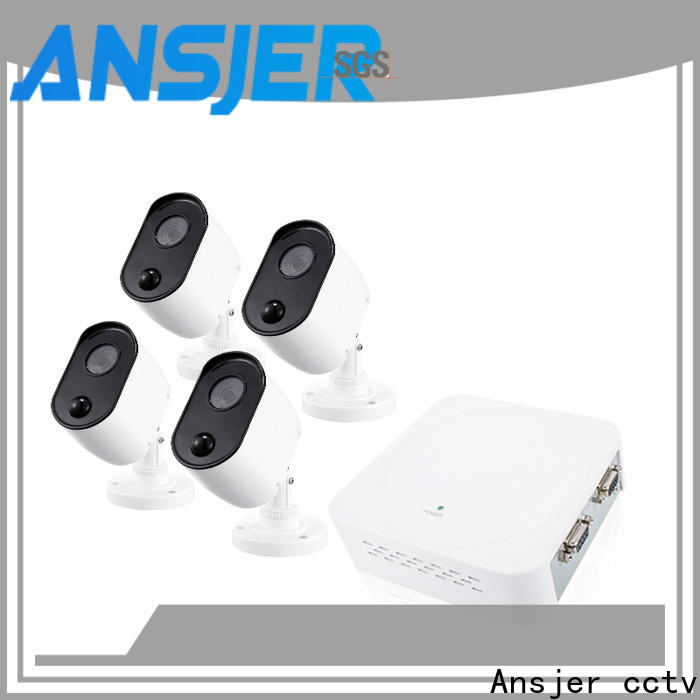 high quality 1080p dvr security system internet wholesale for office