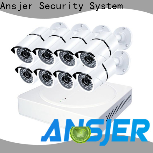 Ansjer cctv vision 2k ip camera system supplier for home