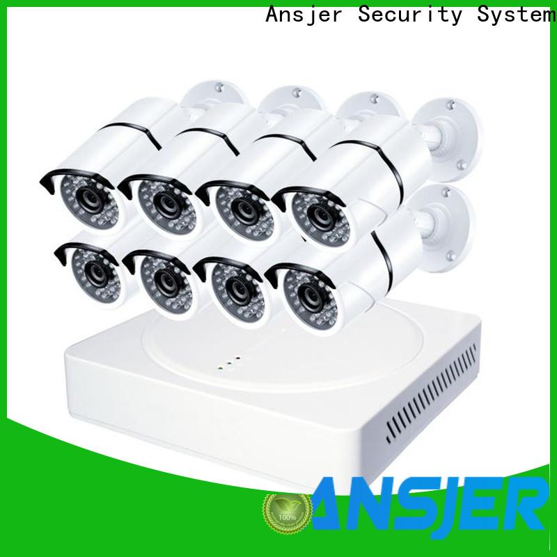 durable 4k security camera system cameras supplier for surveillance