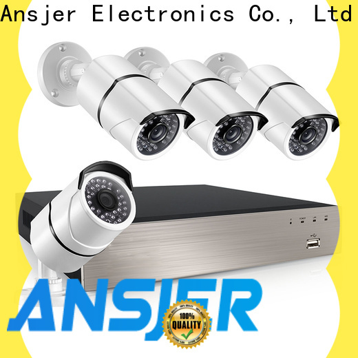 Ansjer cctv electric 5mp poe wholesale for indoors or outdoors