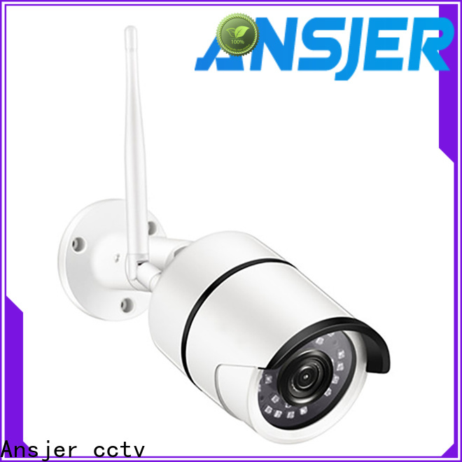 Ansjer cctv pan hd wireless ip camera series for office