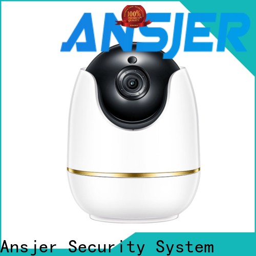 Ansjer cctv twoway wireless security ip camera supplier for indoors or outdoors