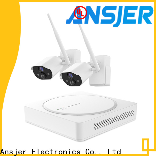 Ansjer cctv security simply smart home security series for indoors or outdoors
