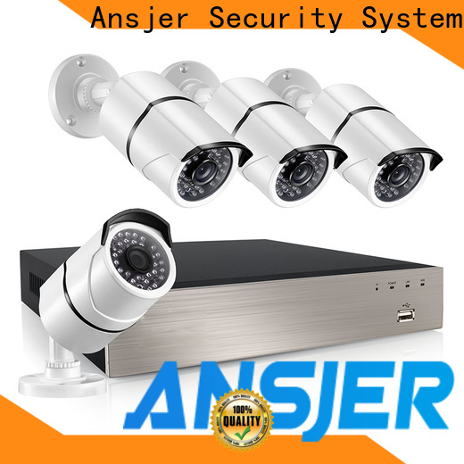 Ansjer cctv electric 1080p poe nvr supplier for home