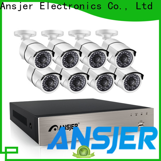 Ansjer cctv high quality nvr 5mp wholesale for office